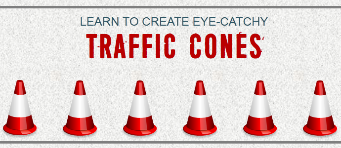 PowerPoint Tutorial #21- Learn to Create Eye-Catchy Traffic Cones for Your Presentation