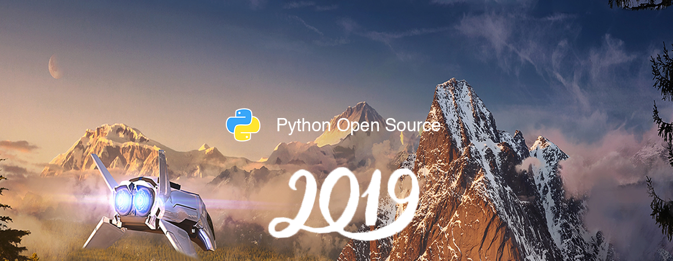 34 Amazing Python Open Source Libraries for the Past Year (v 2019)