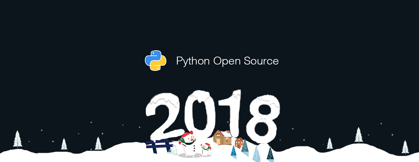 30 Amazing Python Projects for the Past Year (v 2018)