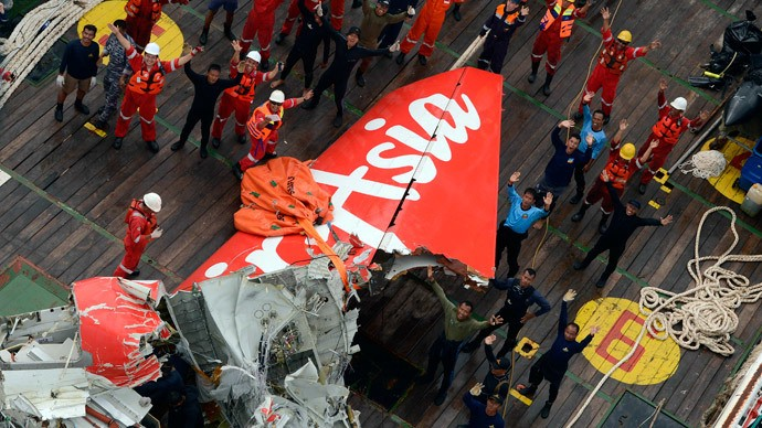 AirAsia 8501 Crash Report Says Faulty Part, Pilot Error