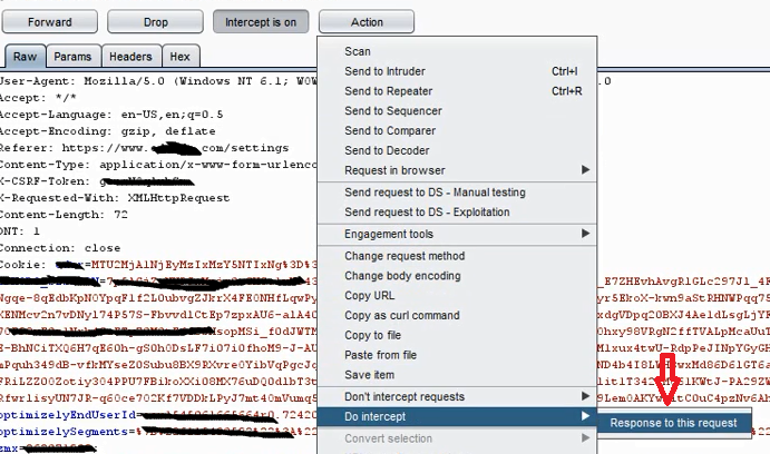 Bypass OTP Verification through Modifying Request or Response