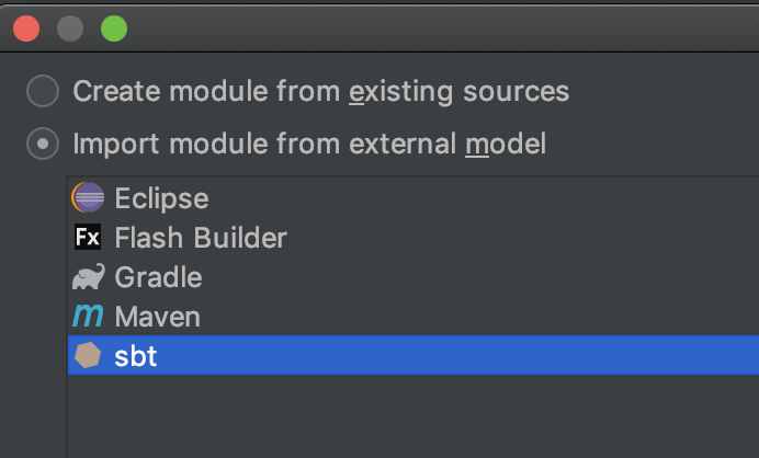 Play2 Scala Project Setup in IntelliJ IDEA  - Pharos