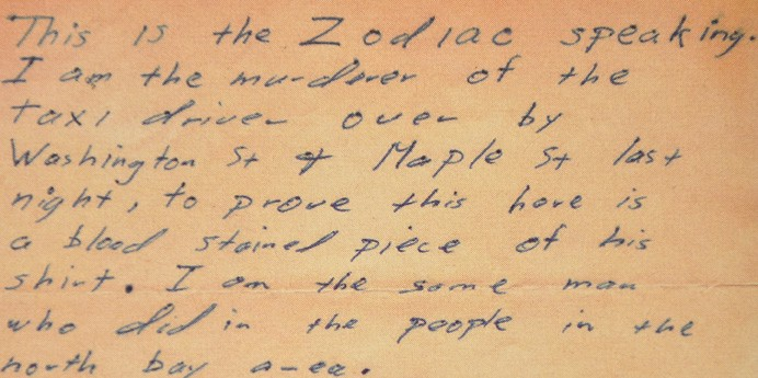 Why has DNA evidence not yet unmasked the Zodiac Killer?