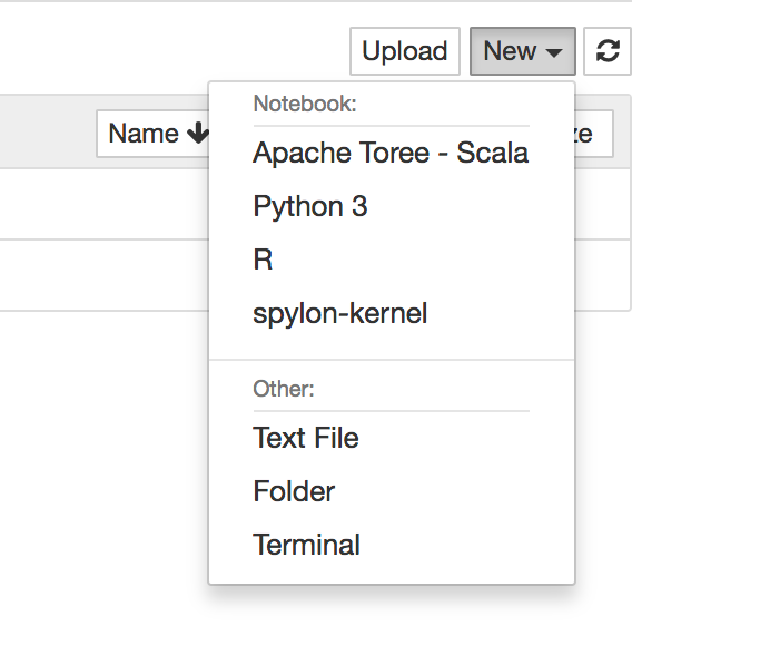 Running local Jupyter (and JupyterLab) env with Docker