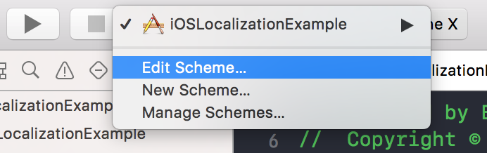 Localize your Apps to Support Multiple Languages — iOS