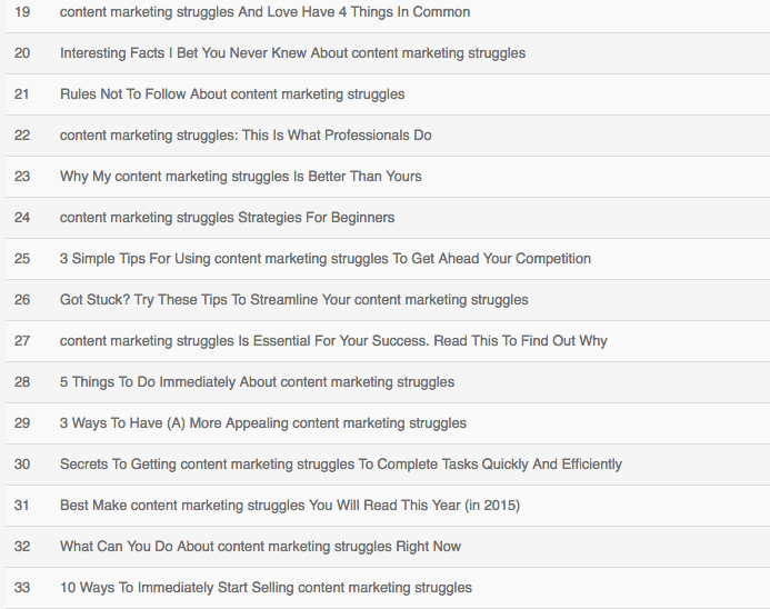 20 Free Must-have Tools for your Zero-budget Content