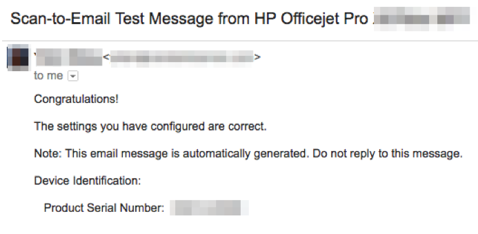 How to Send Email From HP Printers through Gmail - Yidan Wang - Medium