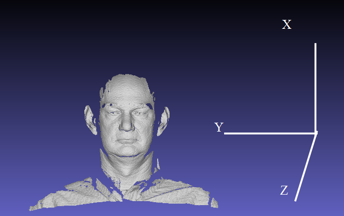 Development of 3D face Recognition System using Matlab