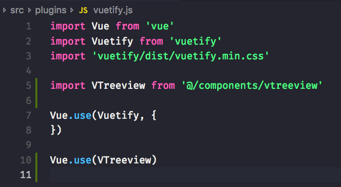 Building a Treeview component (Part III) - Vuetify - Medium