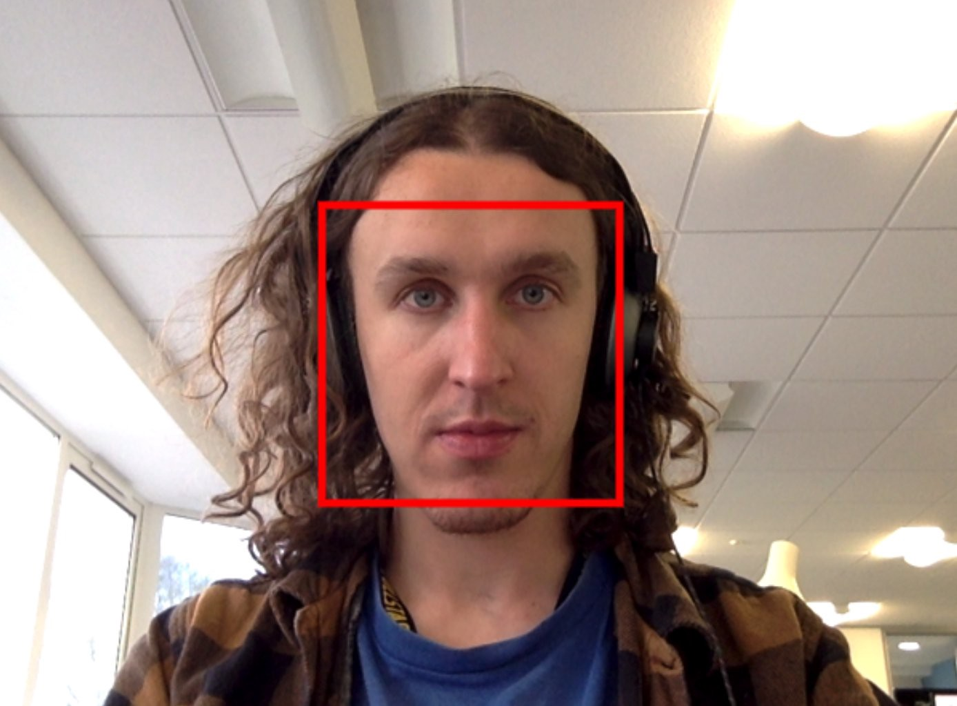 Building a real-time smile detection app with deeplearn js