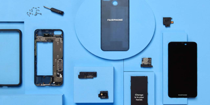 Fairphone 3 upgrades and parts still available after end of sale