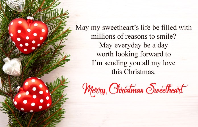 Cute Romantic Christmas Love Quotes for Lovers - Funny ...