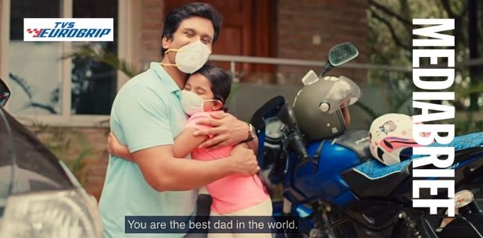 TVS Eurogrip celebrates Father's Day with social media campaign