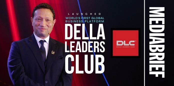 Jimmy Mistry launches first global business platform, Della Leaders Club, to help create global community of young leaders