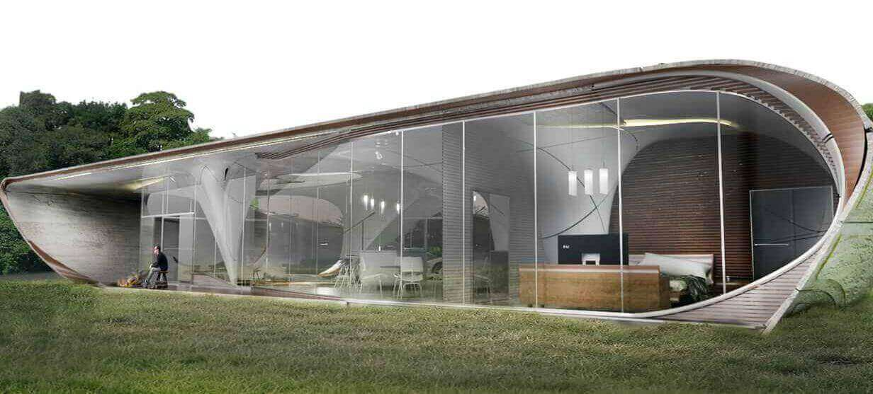 Can 3d Printed Composite Homes Help Us Survive Climate Change