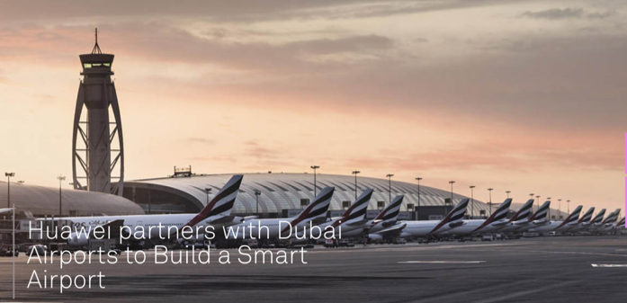 Huawei Soars in Airport Partnerships: IATA - TRAVEL Esquire
