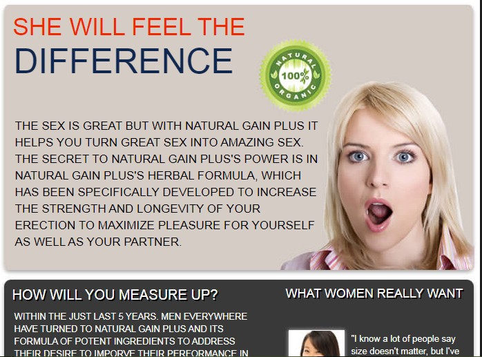 Natural Gain Plus Why Natural Gain Plus Is Considered By Lotus Media Medium
