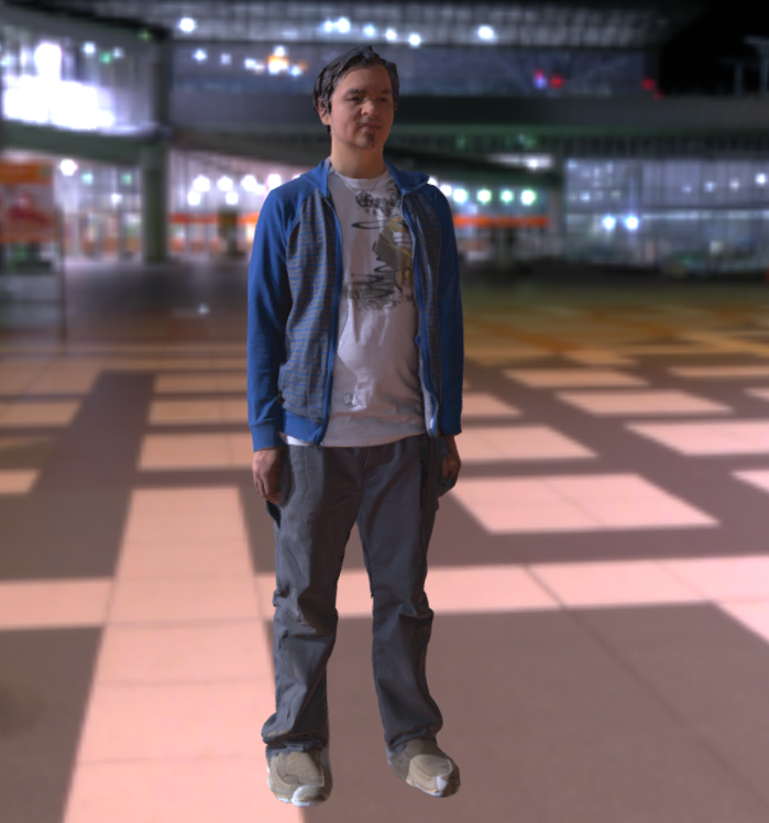 Creating Hyper-Realistic Virtual Reality Avatars with 3D Modeling