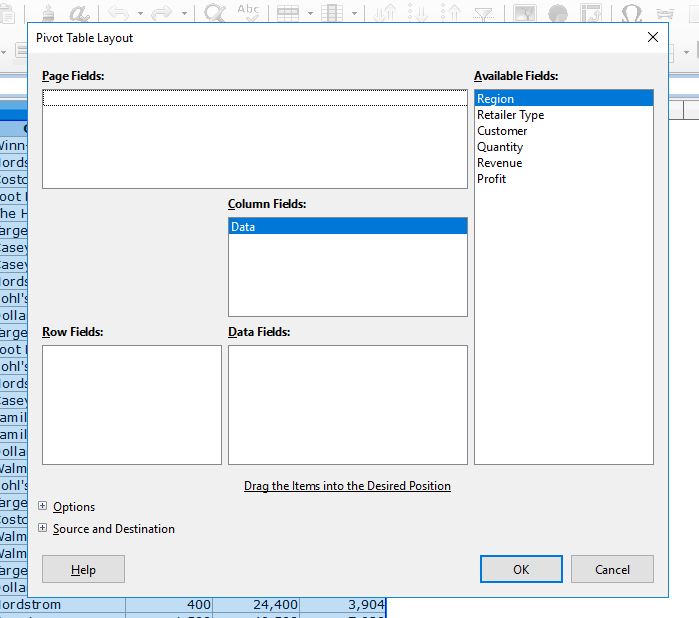 How to create Pivot Tables without Excel - Ronald Wahome