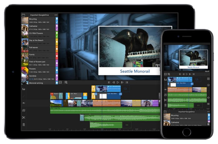 The 5 best apps for advanced video editing on an iPhone