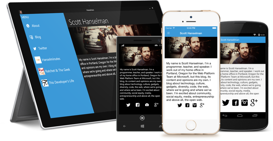 Play Audio and Video with the MediaManager Plugin for Xamarin