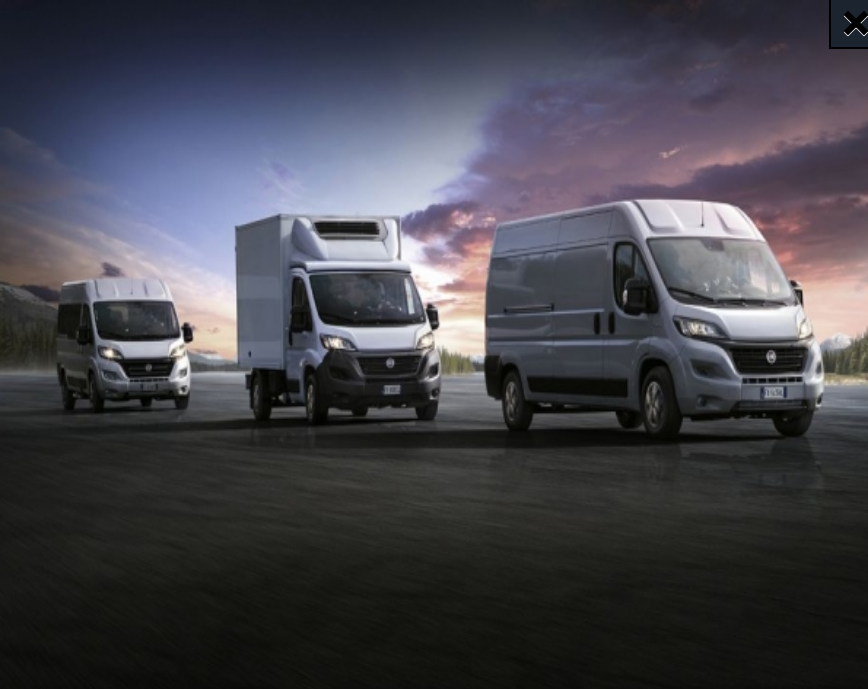 Orders now open for fully-electric Fiat Professional E-Ducato