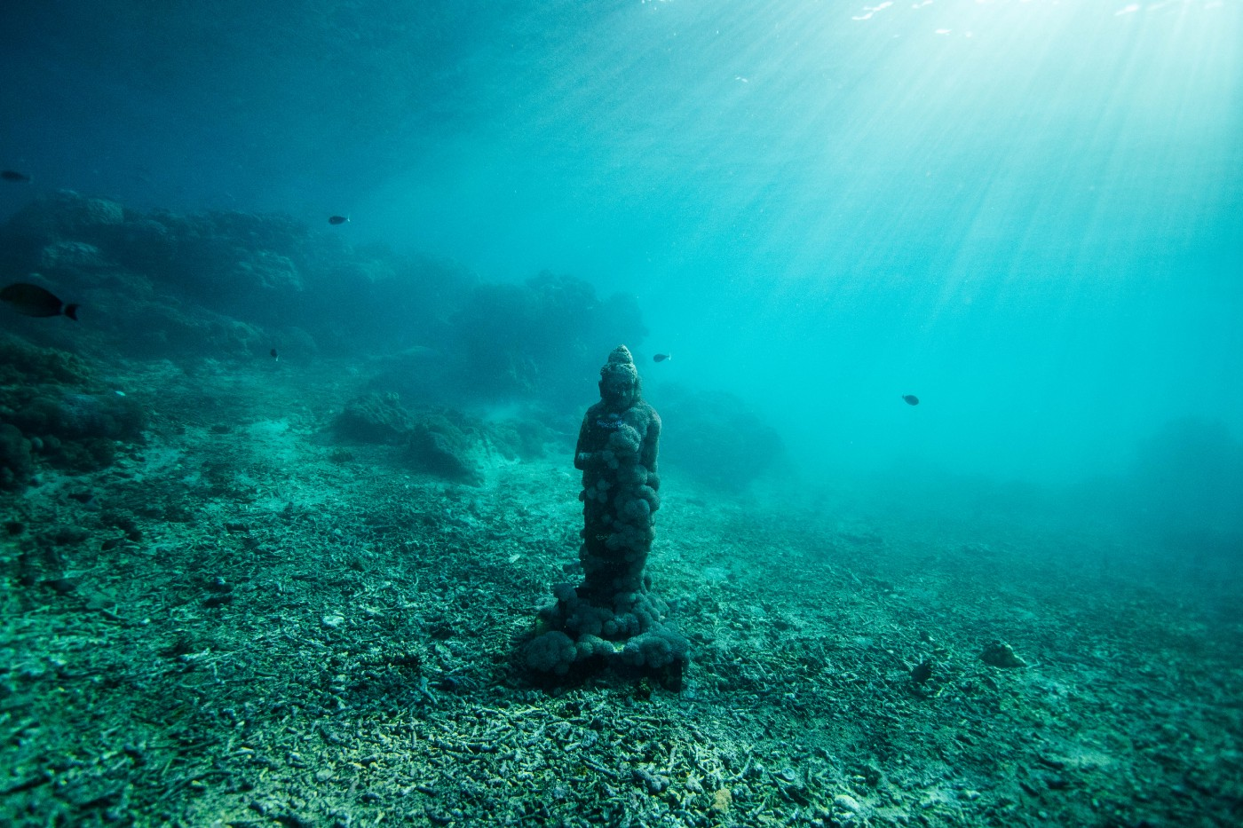 5 Ancient Prosperous Cities That Sunk in the Water