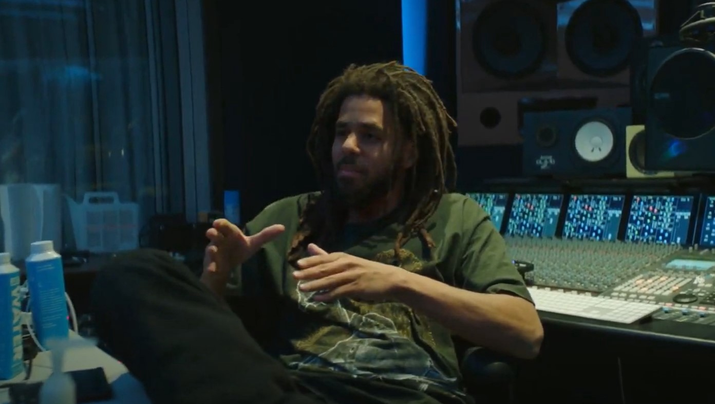 New Documentary: J. Cole - Applying Pressure: The Off-Season 5/13/21