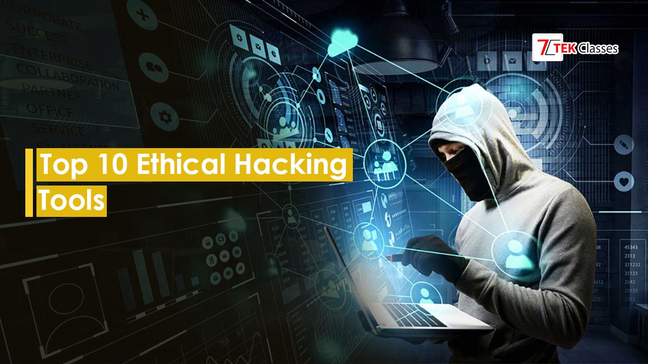 Top 10 Ethical Hacking Tools - Tekclasses - Medium
