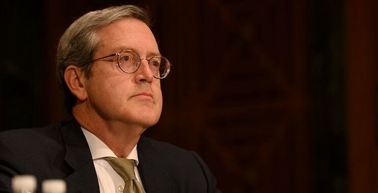 Federal Reserve Vice Chair for Supervision Randal Quarles