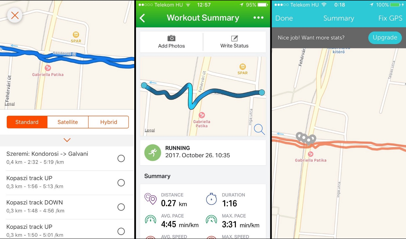 Top Five Endomondo Premium Features - Circus