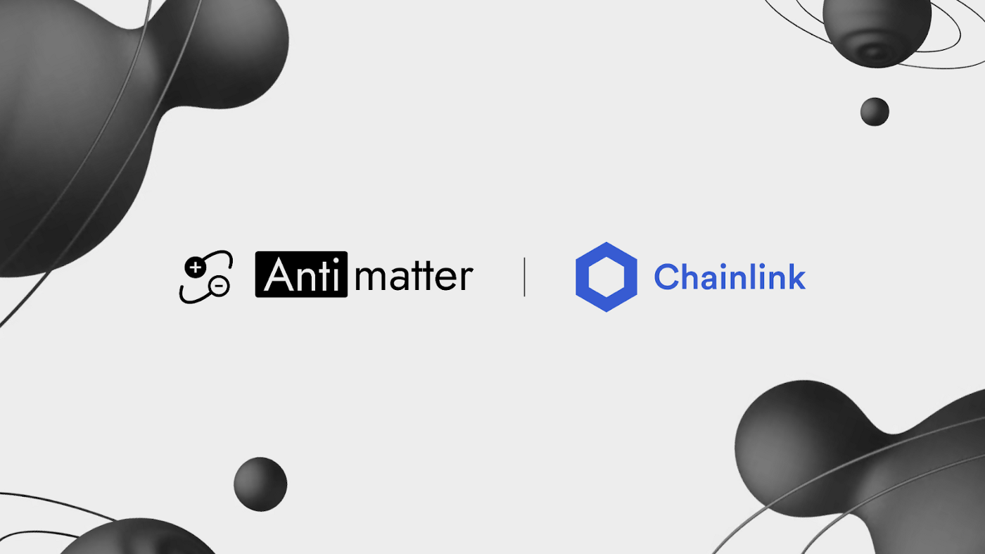 medium.com - Antimatter Finance - Antimatter Finance Integrates Chainlink Keepers to Offer Automated Limit Orders for its…