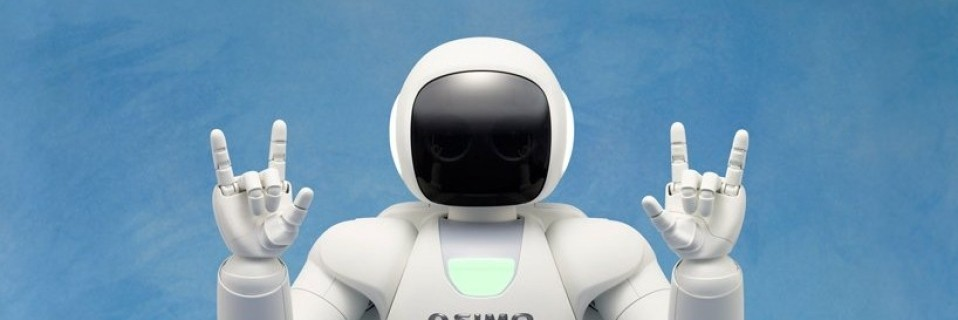 Honda's ASIMO doesn't look a day older than he/she/it did 15 years ago. This early retirement thing is great for robots.