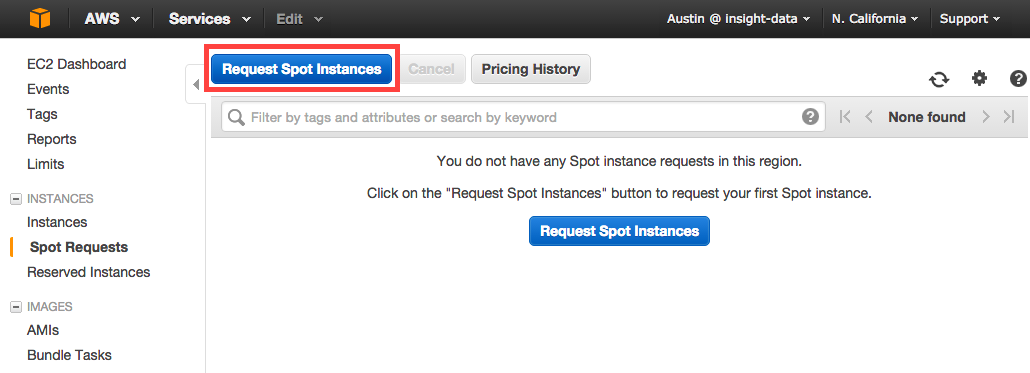 Spinning up a Spark Cluster on Spot Instances: Step by Step