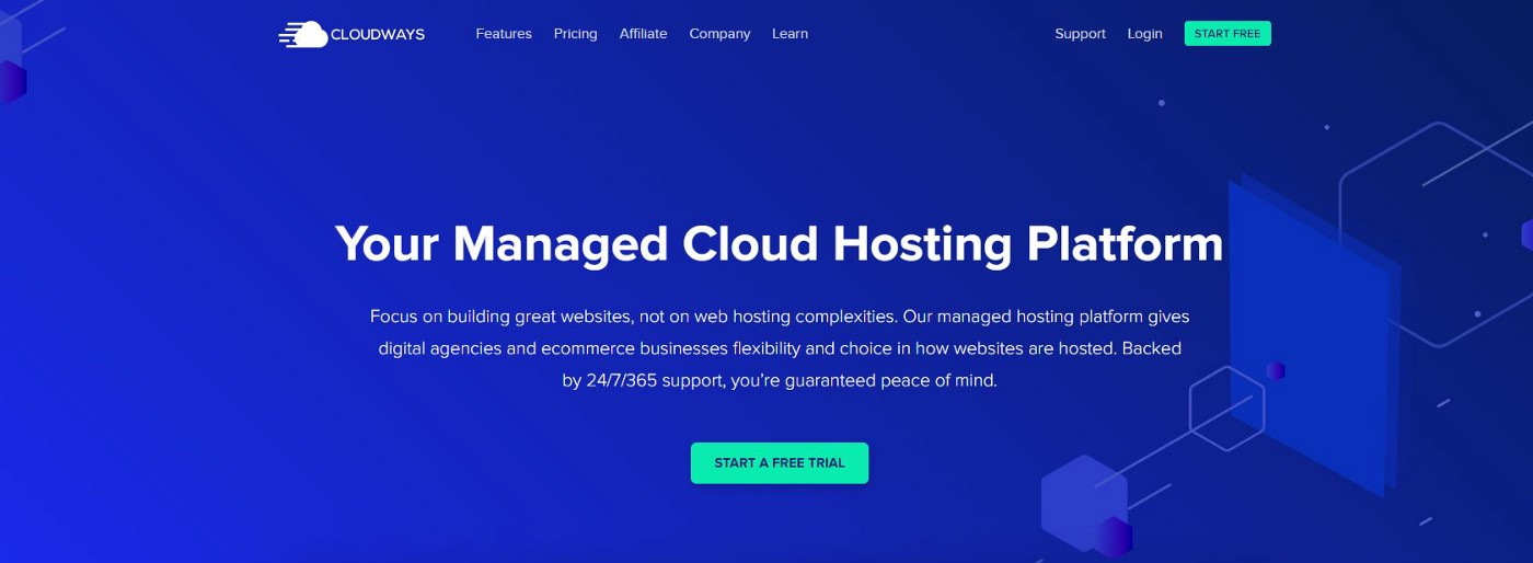 The 7 Best Cloud Hosting Providers