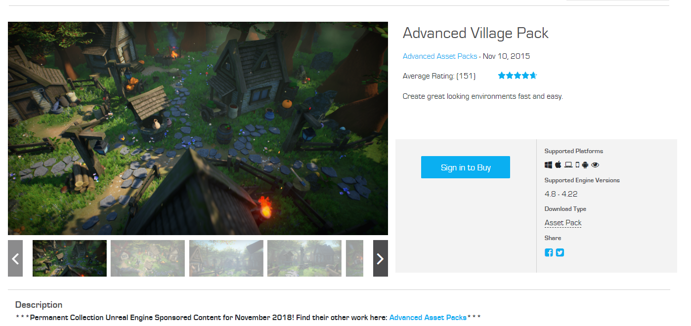 Developing your own Village or Town is easy with this Advanced