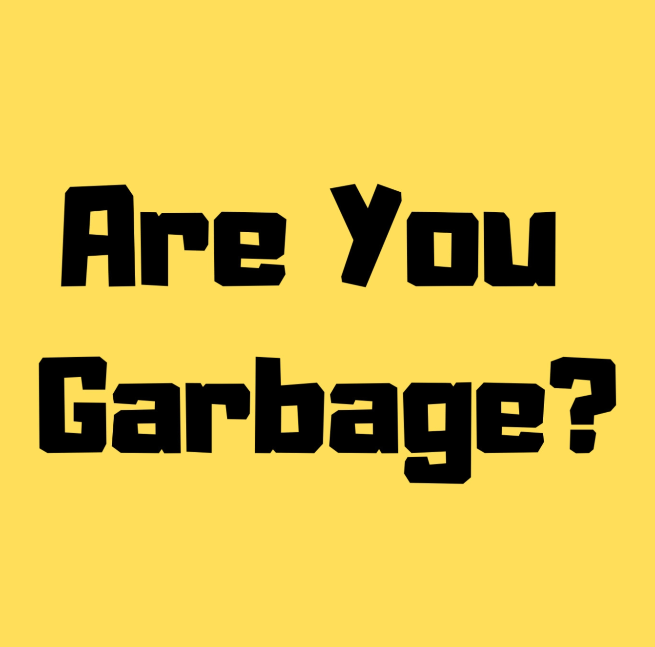 Are You Garbage? Comedy Podcast with H. Foley and Kevin Ryan
