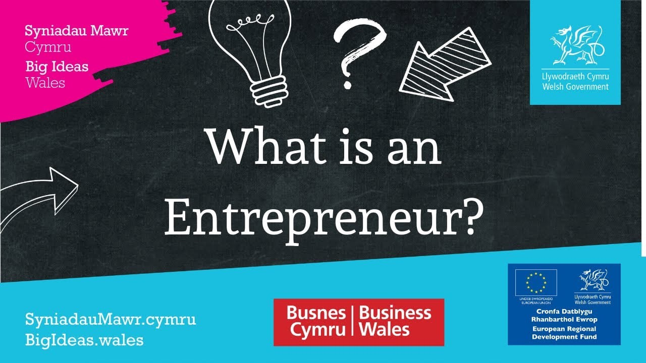 What is an entrepreneur? : Free 2021