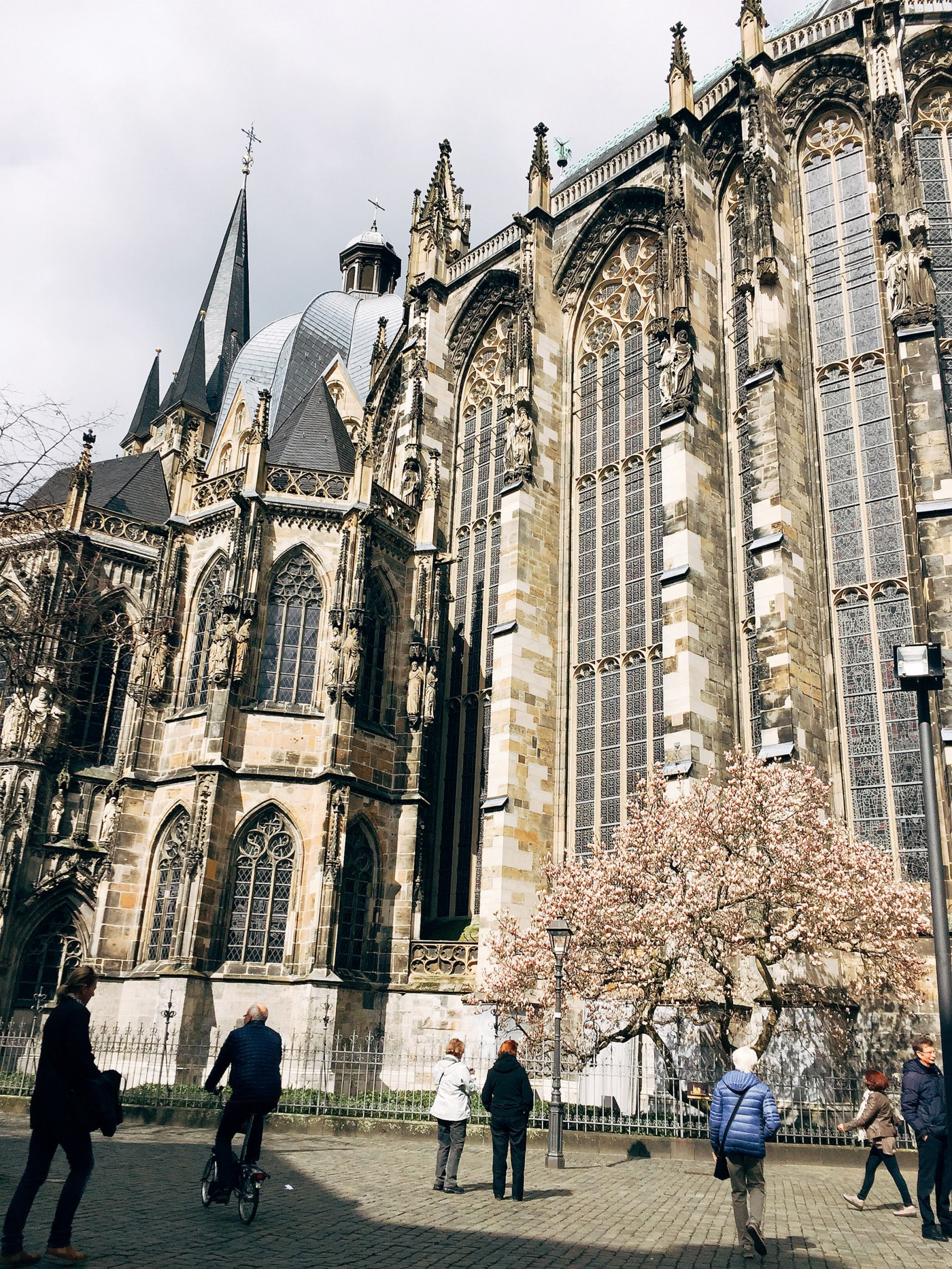 aachen germany spring