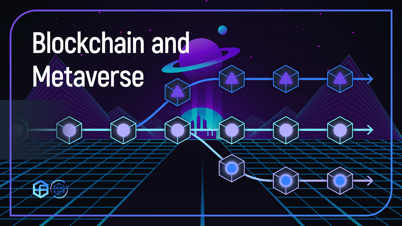Blockchain and Metaverse. There is a reduction in physical spaces… | by  Fleta Blockchain | Fleta | Medium