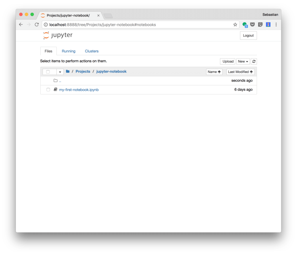 Getting Started With Jupyter Notebook for Python - CodingTheSmartWay