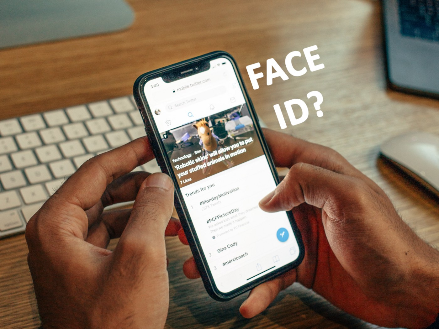 How To Set Up Face ID For Your Iphone - The Right Tech Quick Q & A 2021