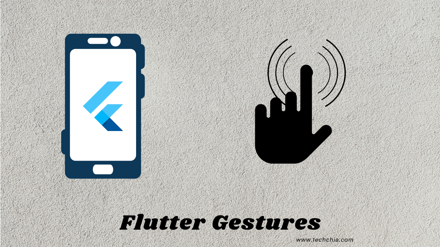 Flutter Gestures with example