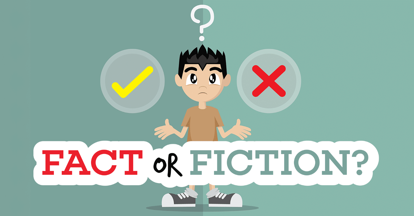 Fact from Fiction: UK Law only 20% know the difference