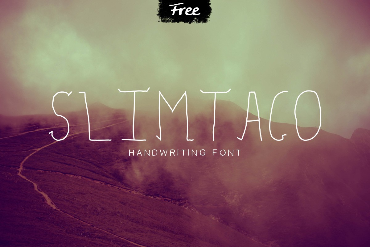 100 Beautiful Free Handwriting Fonts To Download in 2019