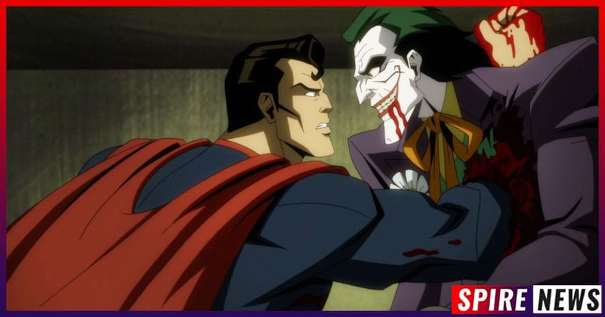 Where to watch the DC animated Injustice movie online?