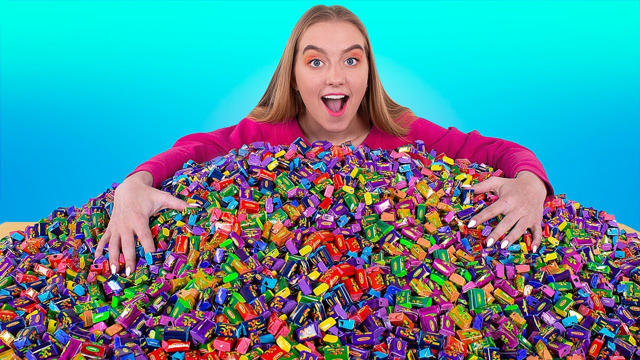 The benefits of chewing gum