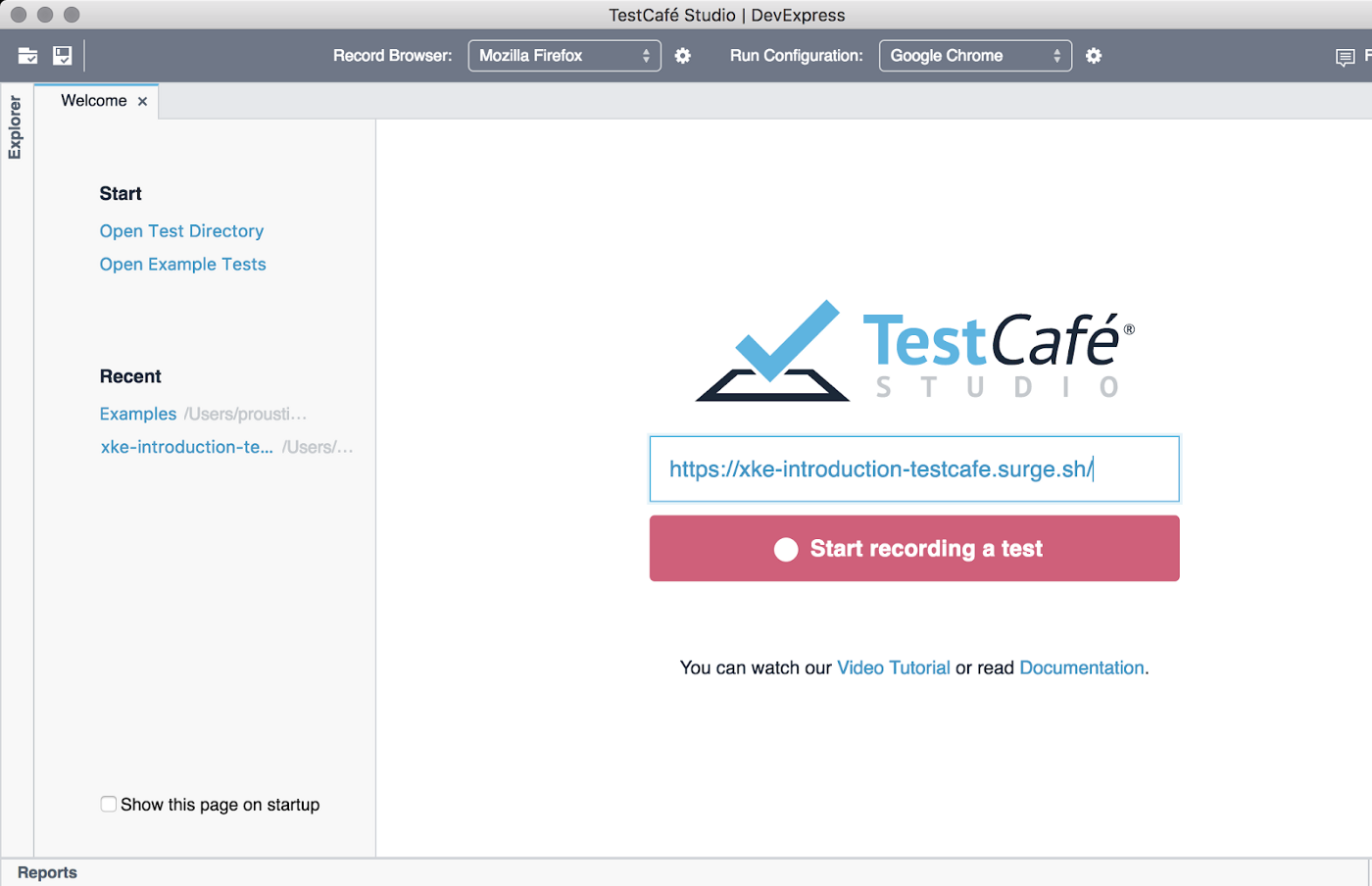 End-to-end web testing with TestCafe - Xebia France - Medium