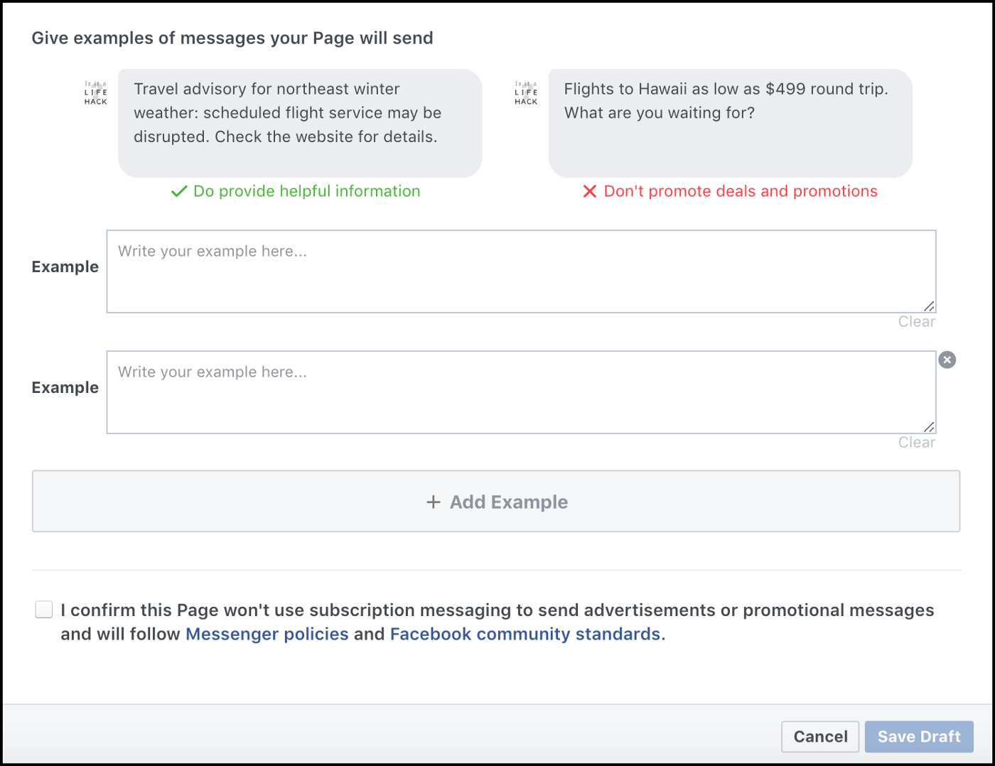How to Apply (and Get Approved) for Facebook Subscription Messaging