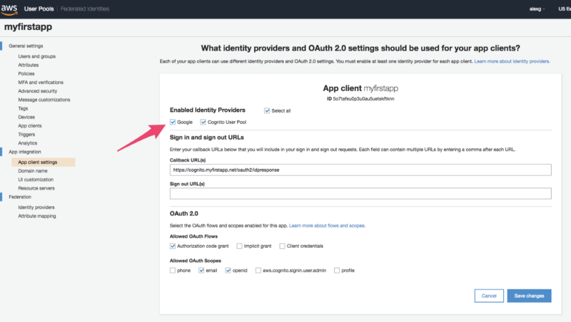 A complete guide for serverless auth for apps with Google Accounts